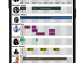 All meetings for your team in a useful daily summary
